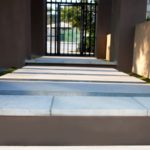 Cosmopolitan Coping offered by SmartStone can be used on stairs or pool areas