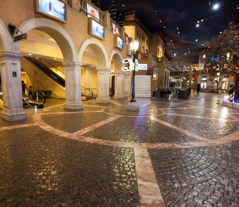 Montecasino Smarstone Installation - Completed SmartStone Projects