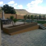 Waterberg Cobble commercial residentional installation