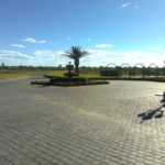 Waterberg Cobble commercial installation