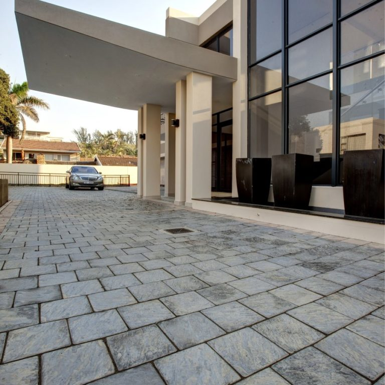 Contemporary Paving Design Boardwalk Paver