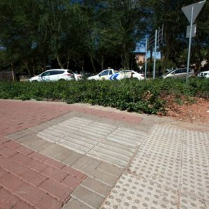 Tactile Pavers (2)