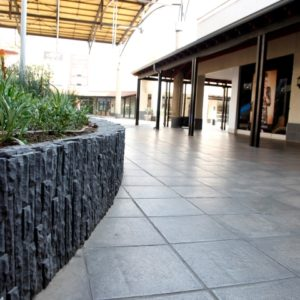 Thick Commercial Paving