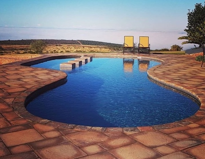 SmartStone Pool Area