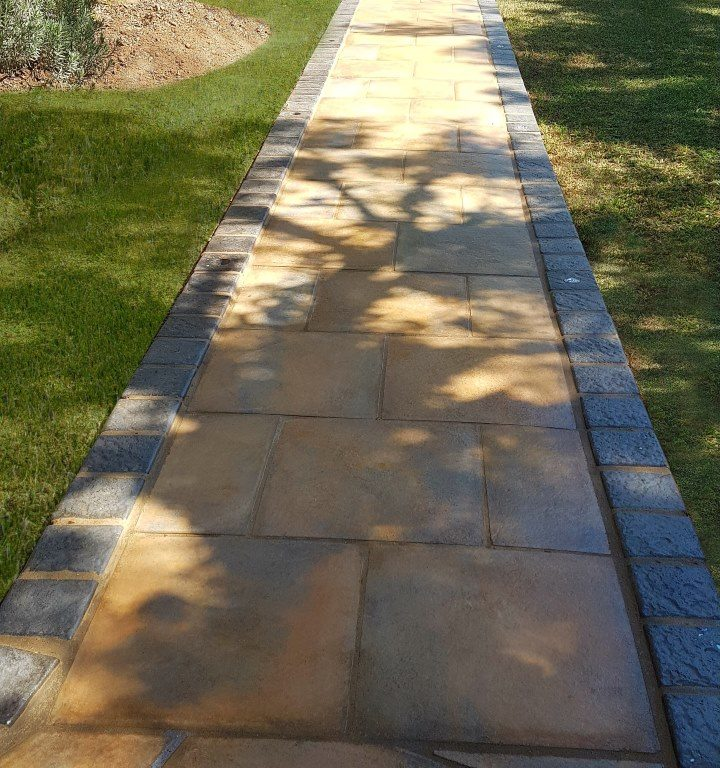 Walkways designed with SmartStone Products