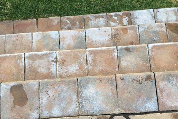 Things Affect SmartStone Efflorescence