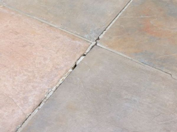 Grouting Failures Bad paving Installation