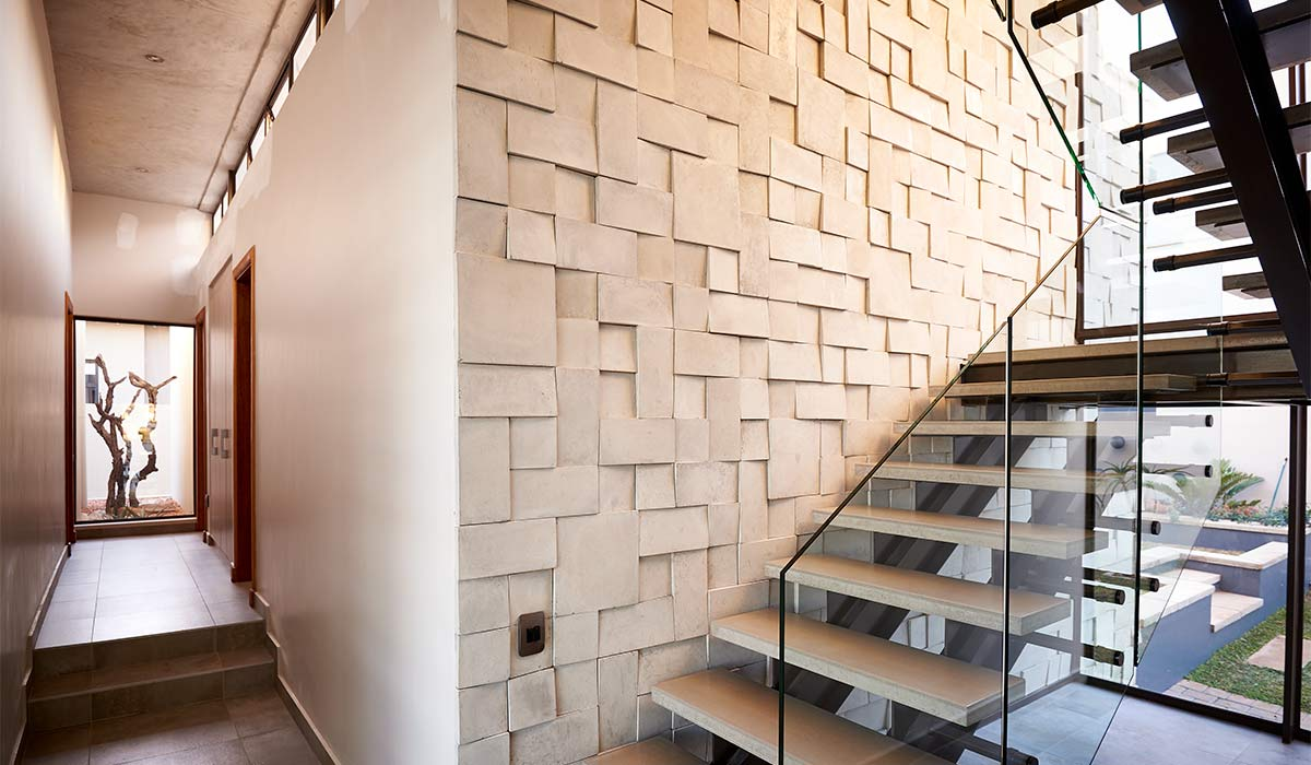 Bach Cladding Wall Feature